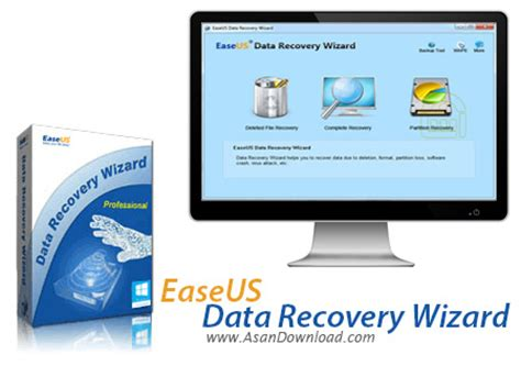 easeus data recovery wizard professional 5 0 1 full version free download نرم افزار دانلود easeus data recovery wizard advancedpe