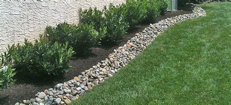 Landscape Edging Gravel Gravel Edging Hardscaping Sles