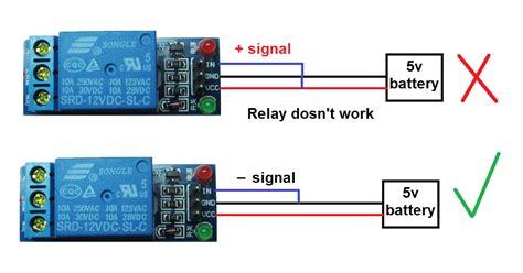 arduino code for relay arduino how can run the relay module electrical