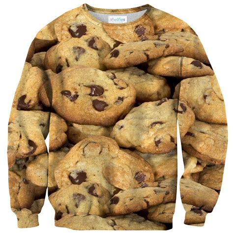 Cookies For All cookies sweater shelfies