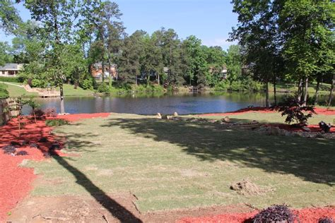 ga yard remodel landscaping lawn care and