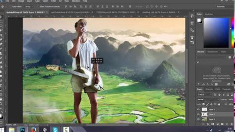 cara edit photo dengan photoshop keren cara edit foto keren dengan photoshop foto edit diatas