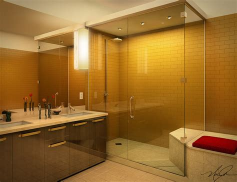 Futuristic Bathroom by Interior Design Styles Of Bathroom Design