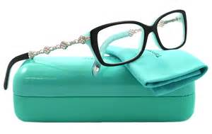 Details about new tiffany eyeglasses tif 2050b blue 8055 52mm auth