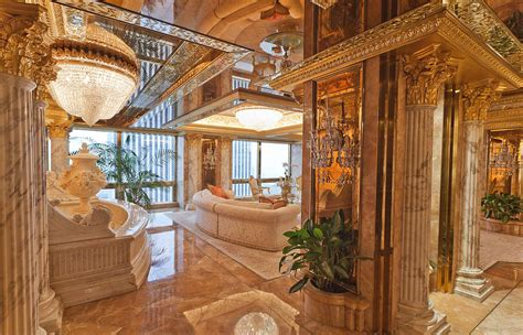 trumps gold room washington outsider donald trump s modest living room in