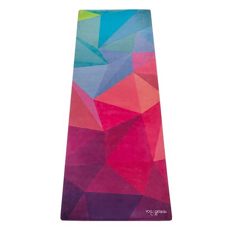 design lab mat geo combo yoga mat yoga design lab
