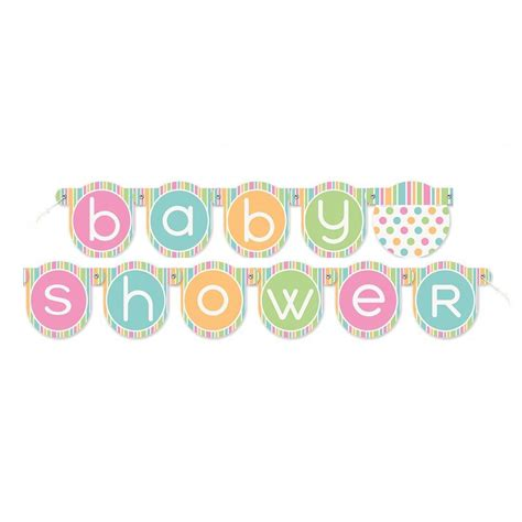 Unisex Baby Shower by Pastel Polka Dot Baby Shower Unisex Boy