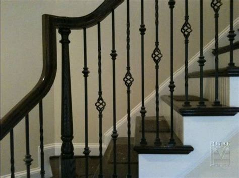 rod iron banister 17 best ideas about iron balusters on pinterest iron spindles wrought iron spindles