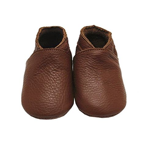 Prewalker Baby Brown socks and soft soled shoes for babies webnuggetz