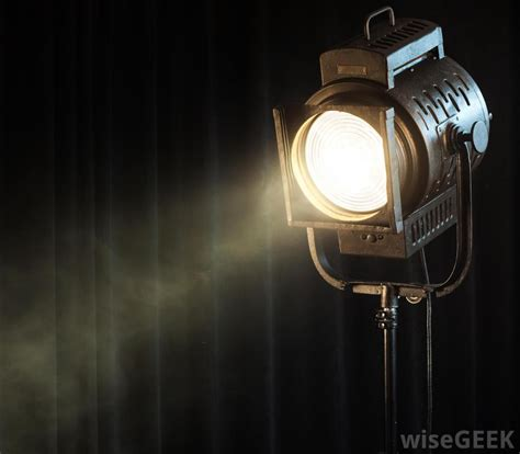 Lighting Spot by What Are The Different Types Of Spotlights With Pictures