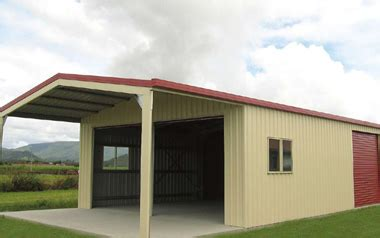 Cairns Storage Sheds by Aus Steel Sheds