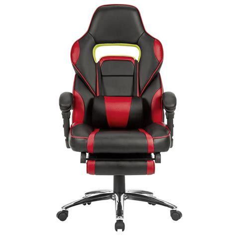 meilleur fauteuil de bureau ᐅ les meilleurs fauteuils de bureau avec repose pieds