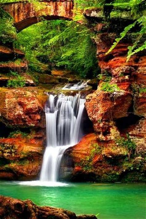 waterfall  wallpaper hd android informer hd