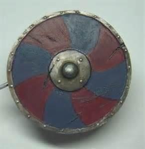 painting shield using a template tutofig miniature