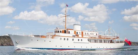 Classic Yacht Charter Motor and Sailing Yachts Yacht Charter Fleet