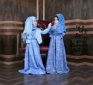 Kaftan Gamis Abaya Syar I Anak 3 gamis muslim anak mewah keandra 3 gamis modern muslim niqab and niqab