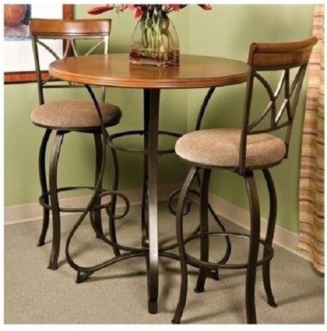 bistro table sets for kitchen chace 3 pc dining set beige bistro table set