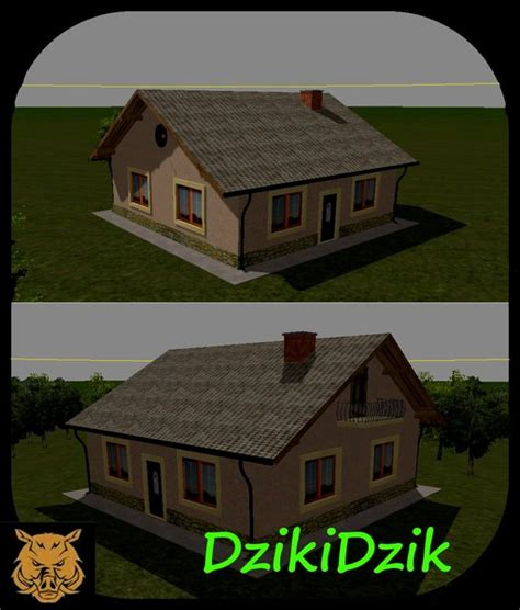 house building simulator house building v 1 1 farming simulator 2015 15 mod