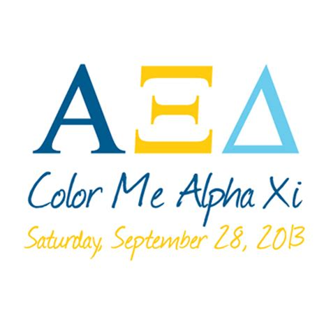 jsu jsu news alpha xi delta sponsoring 5k color run