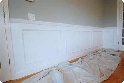 Lowes Wainscoting Trim Adventures In Wainscoting Guest Rooms And
