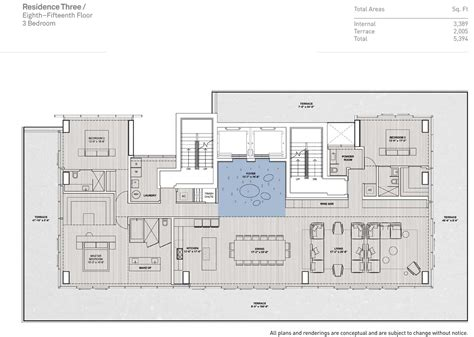 the miami floor plans floor plans of glass miami condo miami