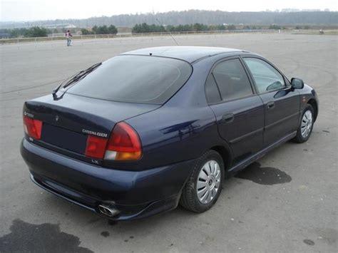 1998 Mitsubishi Carisma Pictures