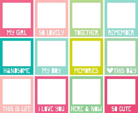Best 25 Polaroid Frame App Ideas On Pinterest Poloroid Film Photobooth For Wedding And Polaroid Template App