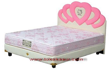 Ranjang Hello Bigland hello rama ketebalan kasur 24 cm toko kasur bed murah simpati furniture