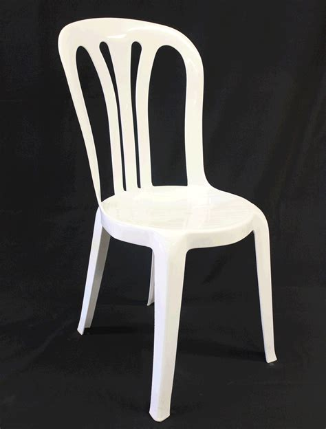 Plastic Bistro Chairs Plastic White Bistro Chair Events