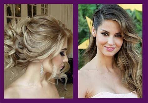 peinados de fiesta para pelo no tan largo peinados de fiesta para hacer en casa facilmente 2017