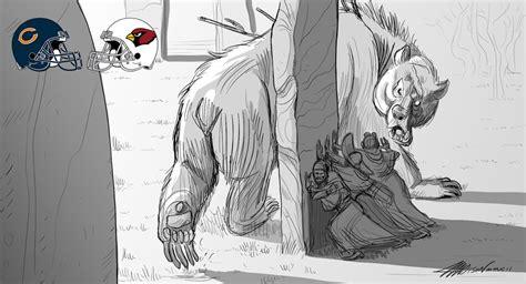 layout artist pixar pixar animator recaps the nfl season in the best way