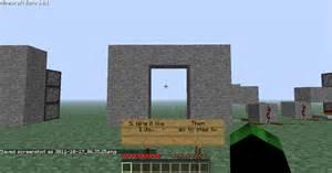piston door tutorial with pictures minecraft project