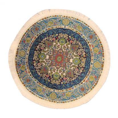 teppich türkis rund dolls house rugs