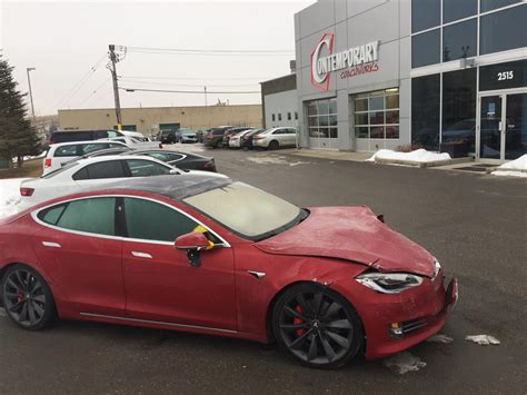 tesla test drive cost tesla s quot overnight test drive quot program ends badly for one