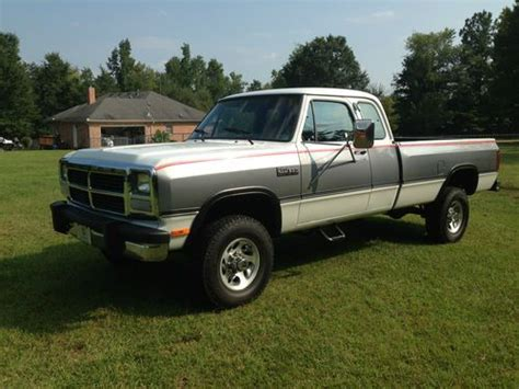 sell used 1993 dodge ram 2500 in hill city kansas united states for us 16 200 00 find used 1993 dodge ram 2500 base extended cab pickup 2 door 5 9l in grovetown georgia united