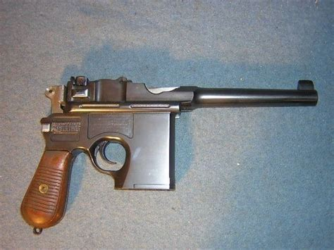 libro the broomhandle mauser weapon 109 best images about lugers mausers nambu similar on pistols models and wwii