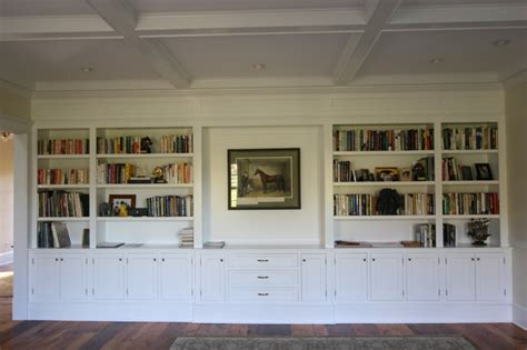formal living room bookcases traditional living room