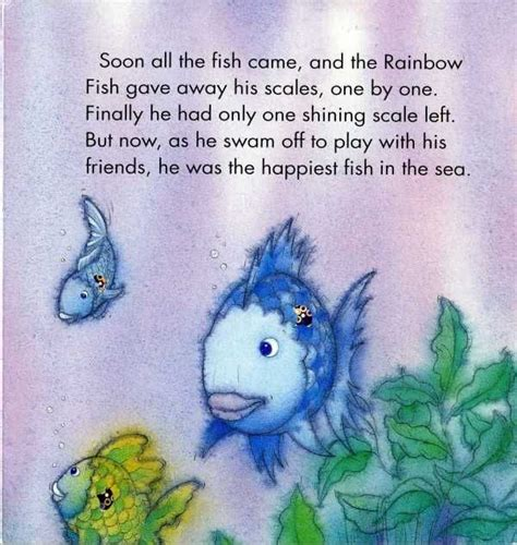 fish picture book rainbow fish book children s books rainbow