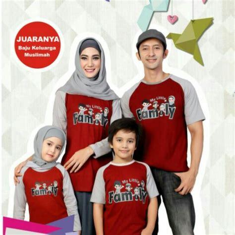 Baju Keluarga Kaos Tees Anak Ayah Bunda 5 zt019aw jual kaos baju keluarga sablon kaos anak murah gamis abadi jual kaos family baju