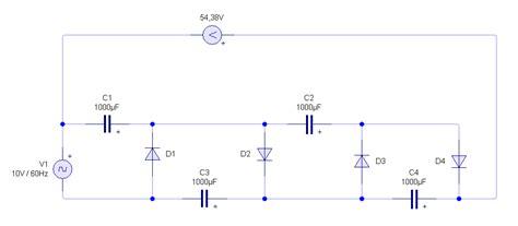 capacitor en dc y ac construye un circuito multiplicador de voltaje ac dc hazlo tu mismo taringa