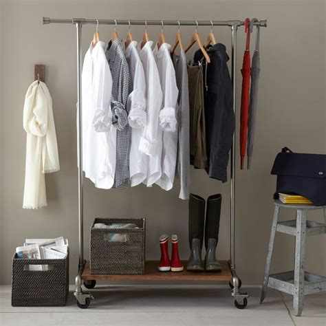 Wardrobe Racks by Keep Your Wardrobe In Check With Freestanding Clothing Racks