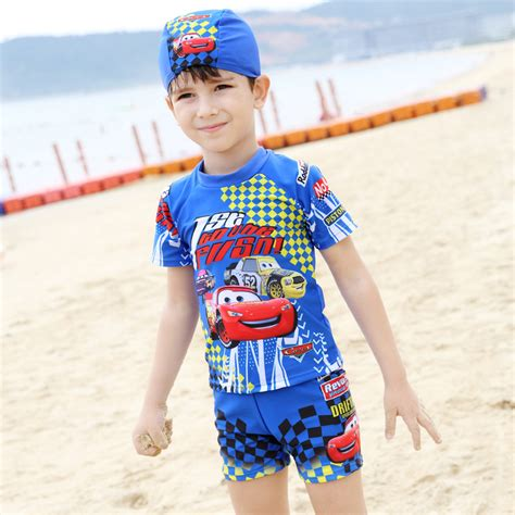 baby boy swimsuit two pieces swimwear boy swimsuit children