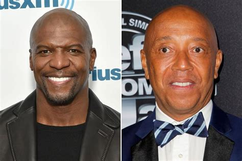 terry crews email russell simmons urged terry crews to give alleged groper
