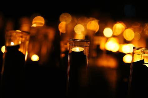 Candle Light Vigil by Candle Light Vigil Photograph By Dennis Faucher
