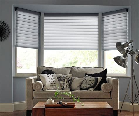 Ideas For Hton Bay Blinds Design 1000 Ideas About Bay Windows On Bay Window Curtains Bay Window Curtain Rod And Bay