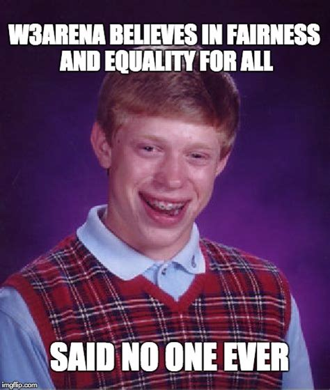 All Memes Ever - bad luck brian meme imgflip