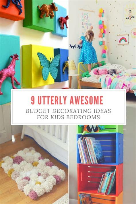 kids bedroom decorating ideas on a budget kids bedroom decorating ideas on a budget best free
