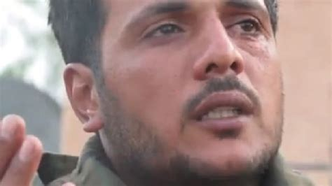 bbc news face to face with abu sakkar syrias heart eating the quot syrian cannibal quot has no regrets syrianetwork