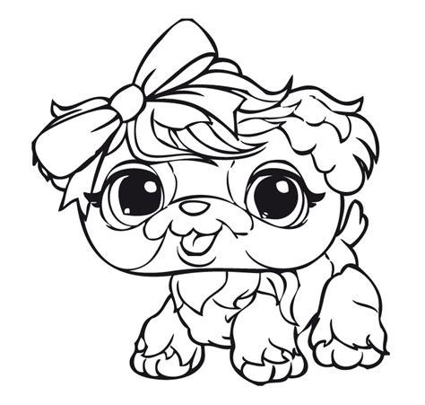 Imagenes De Littlest Pet Shop Para Pintar Imagui Dibujos De Pet Shop Y Con Color