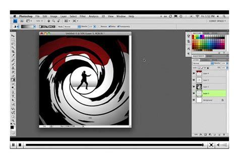 photoshop tutorial james bond 40 best movie effects photoshop tutorials